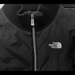 North Face 550 Down Bomber Jacket Petite Small
